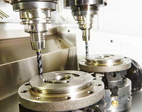 Precision from McKellar Machine Products